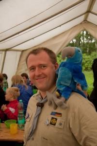Stammeslager Hollener See 2011