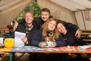 Stammeslager Haltern 2012